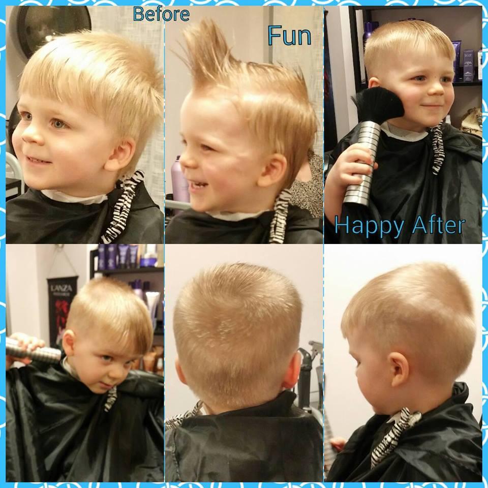 Child's Cut